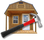 Backyard Outfitters | Portable Buildings, Cabins, Sheds, Garage