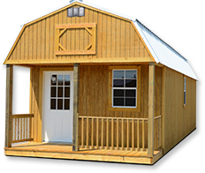 Merveilleux Lofted CABINS Click Here