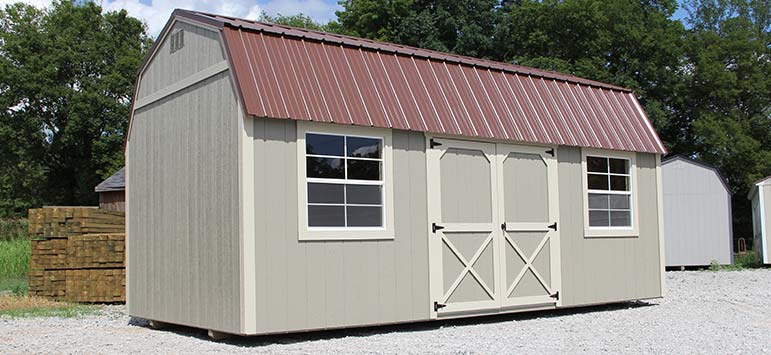 Prefab Sheds Top 5 Uses Backyard Outfitters
