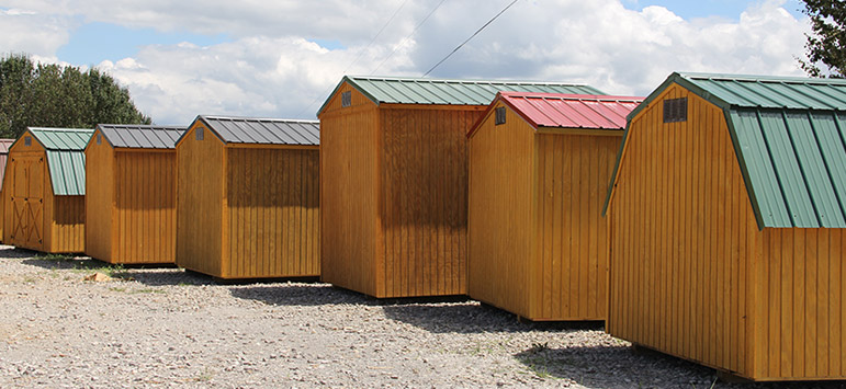Where Can I Buy Rent To Own Storage Buildings
