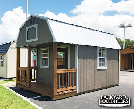 livable shed